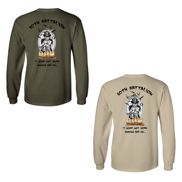 10th Battalion Cotton - LS