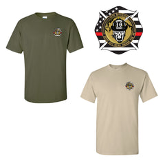 10th Battalion Cotton - SS