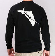 FL Freediver L/S (Black)