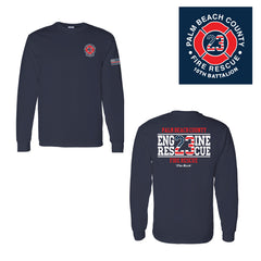 Fire 23 Dryblend Cotton LS