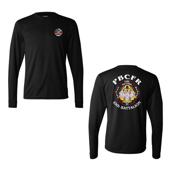 Fire 33 Dri Fit - BLACK