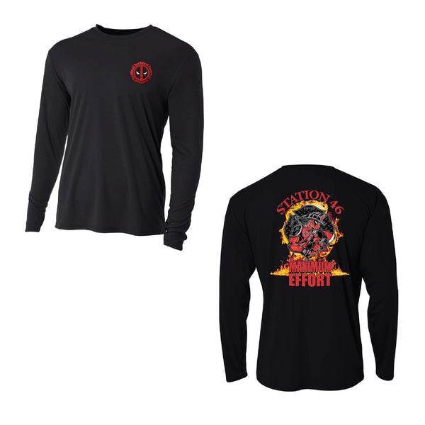 Fire 46 - Dri Fit LS