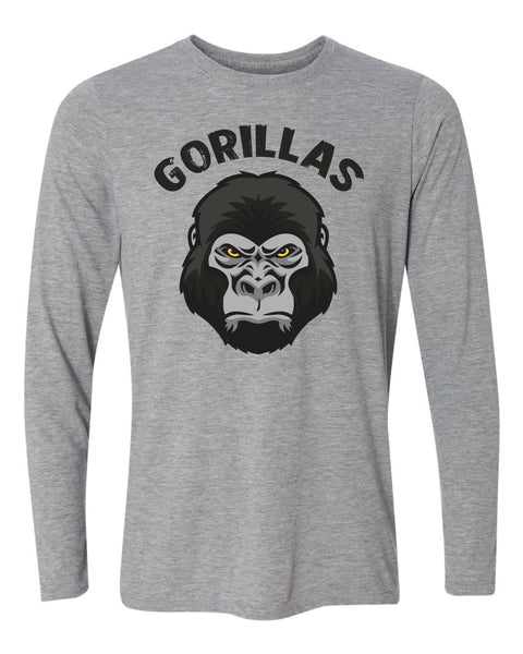 "PBCFR ""GORILLAS"" - GREY"