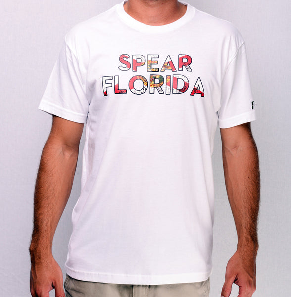 Spear Florida (White)