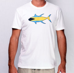 Bahamian Yellowfin (White)