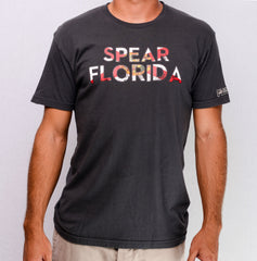 Spear Florida (Charcoal)