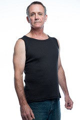 "8005 - Men's 2x1 Rib New York Style ""Beater"" Tank"