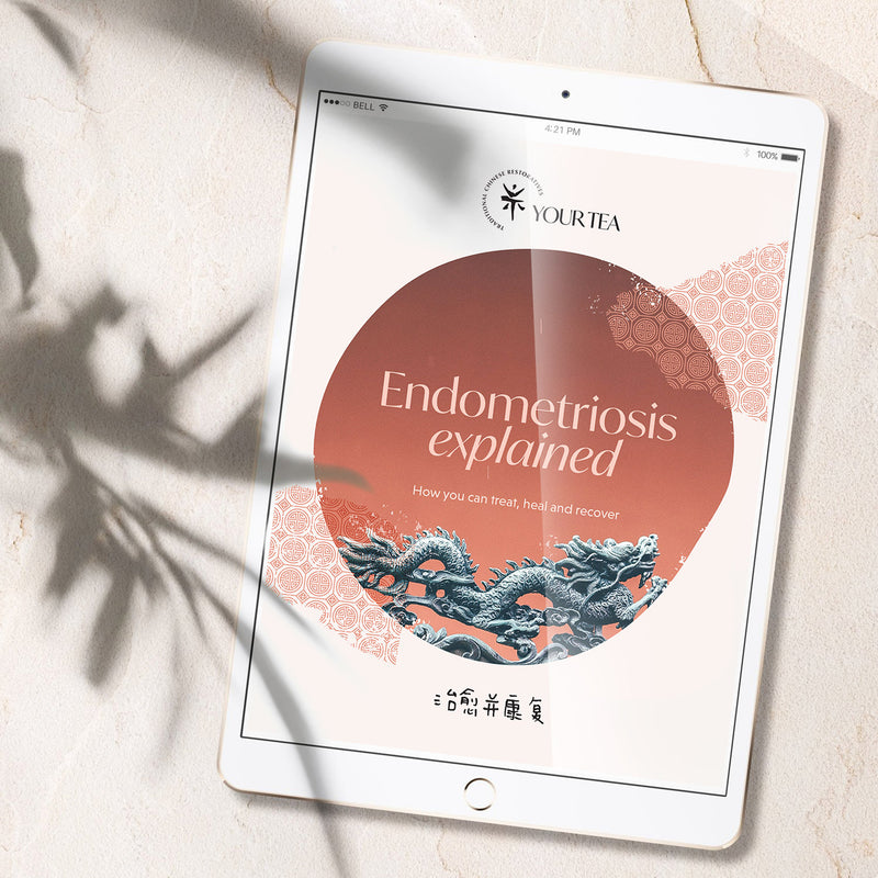 E-Book: Endometriosis explained from a TCM Perspective