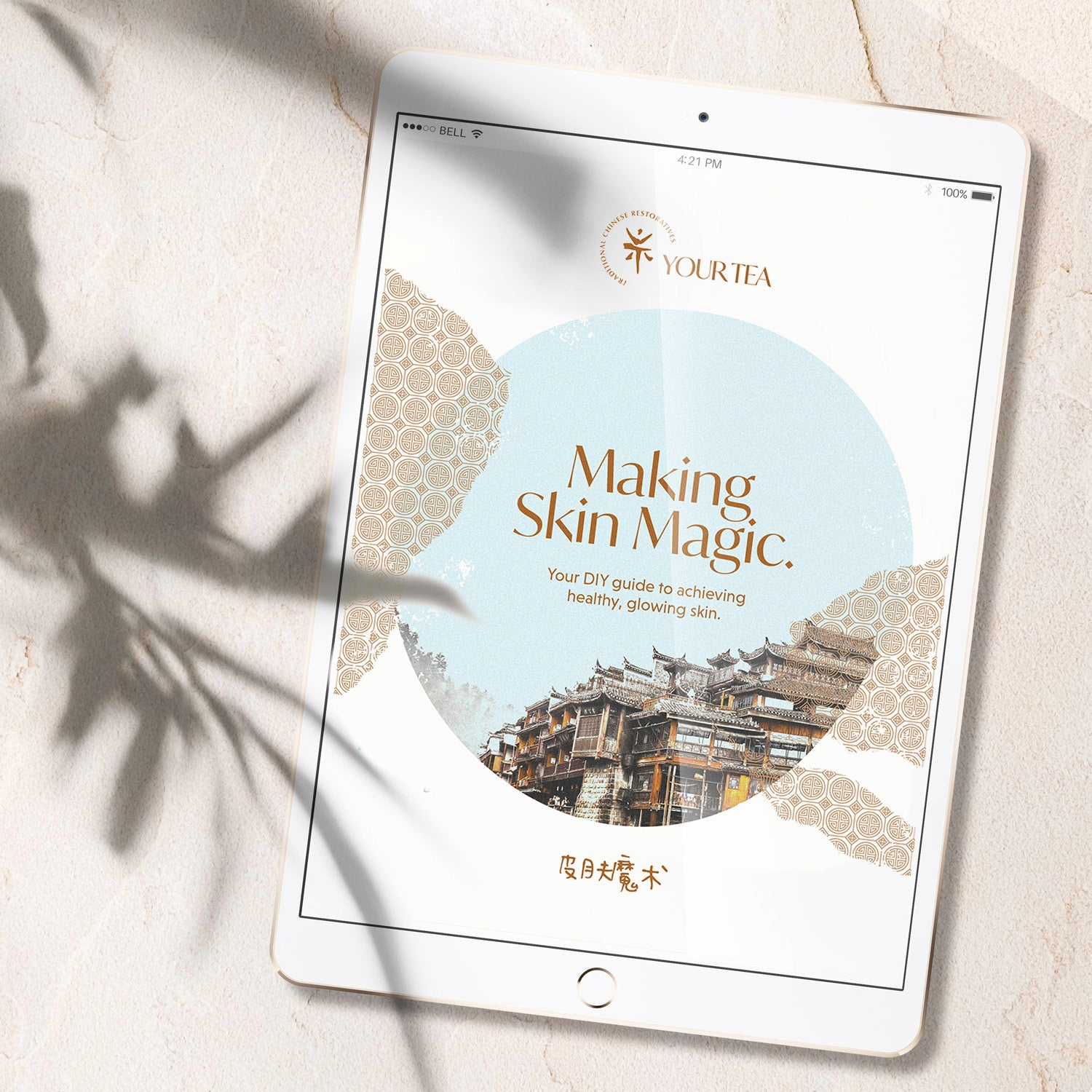 E-Book: Making Skin Magic incl. 14 Recipes