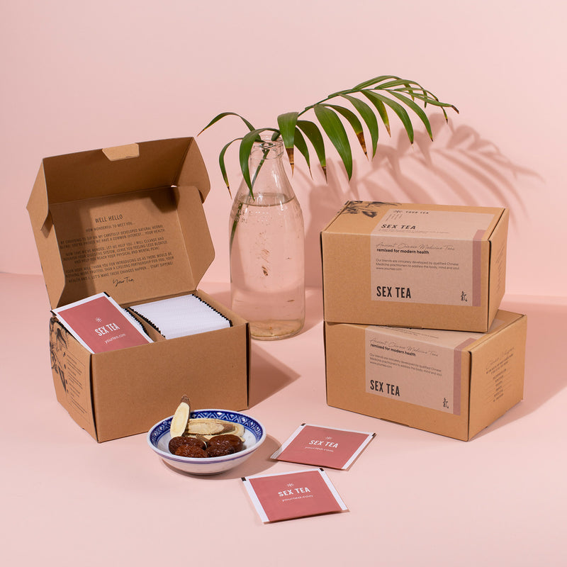 Sex Tea Bundle
