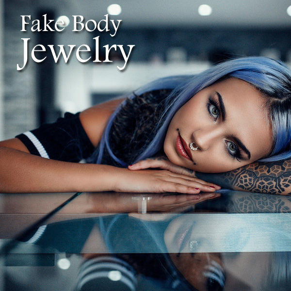 Fake Body Jewelry