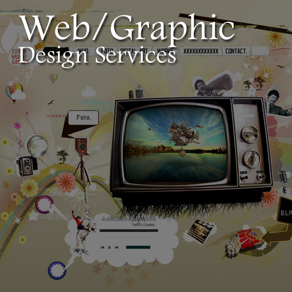 Website Graphic Design Services