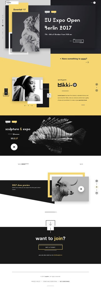 Creative-web-design-layout