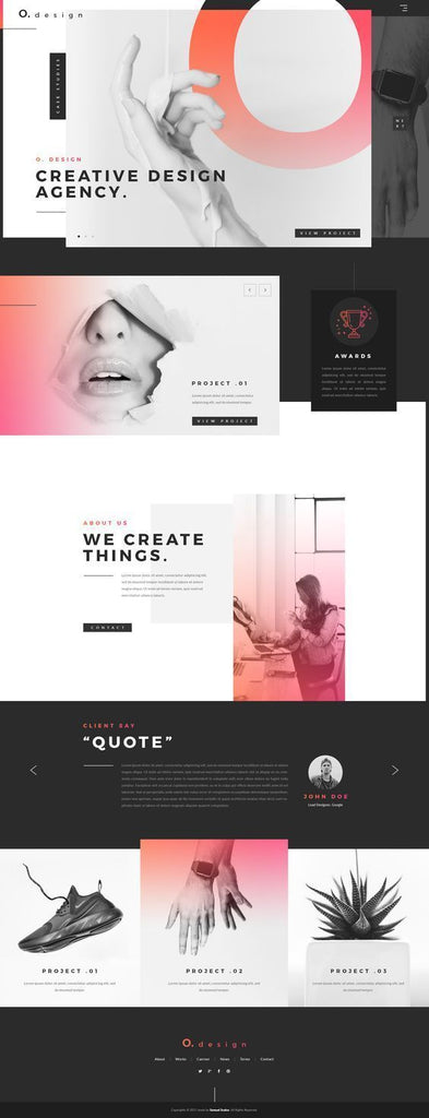 Creative-website-designer