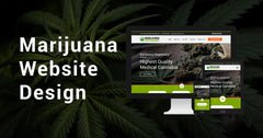 Marijuana Website Design