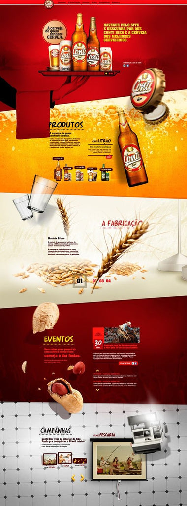 beer-website-design
