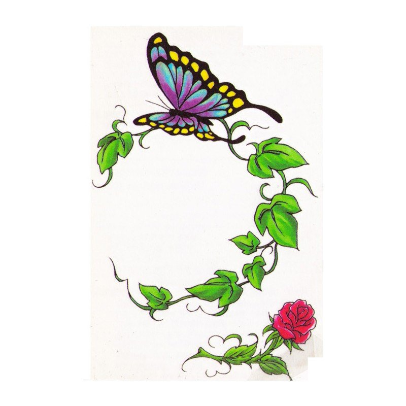 Butterfly Tattoo Art