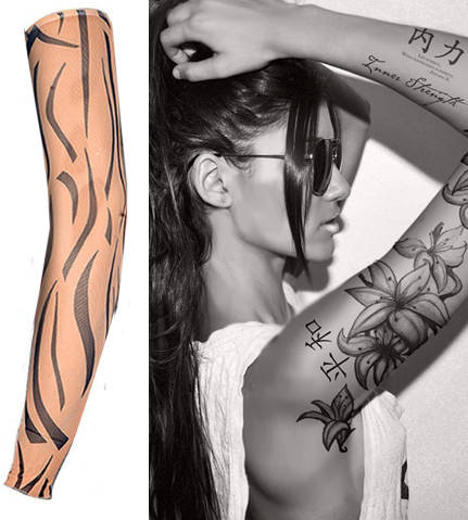 Elastic Tattoo Sleeve