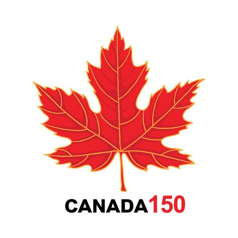 Canada Day Temporary Tattoos
