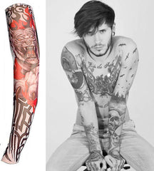Body Art Tattoo Sleeve