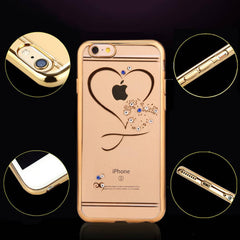iphone heart case