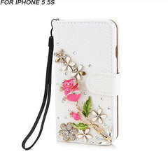 Rose flower iphone case