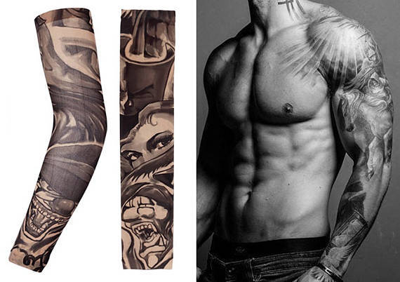 Nylon Elastic Tattoo Sleeve