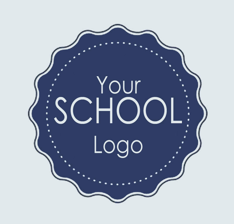 Your School Logo as Temporary Tattoos