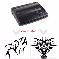 DIY Print a temp tattoo