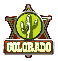 Colorado Fake Tattoos Custom Temporary tattoo Designs