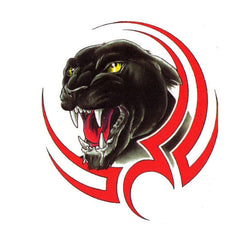 Tribal Panther Temporary tattoo