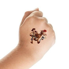Woody Temporary Tattoo Toy Story