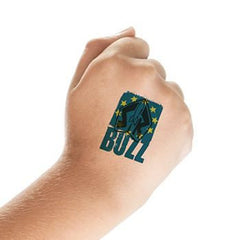 Buzz Light Year Fake Tattoo