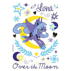 Fake Tattoo Over the Moon Luna