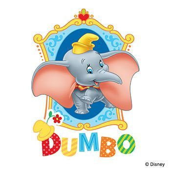 Dumbo fake tattoo