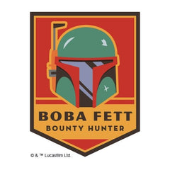 Boba Fett Temporary Tattoo
