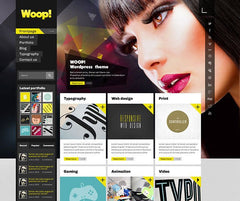 Design custom web designer