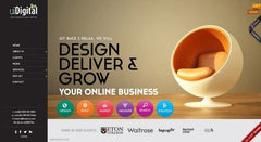 Joomla Website Design web designer