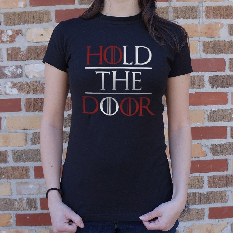 Game of Thrones Shirt girl