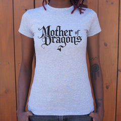 Woman Game of Thrones Shirt Mother of Dragons