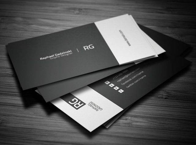 Businesscard design & logo designer custom graphic artwork