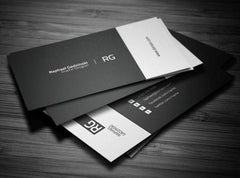 Business card design Canada