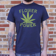 Flower Power Weed Shirt