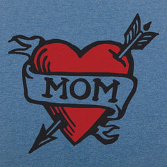 Guy Girl Mom Tattoo Shirt