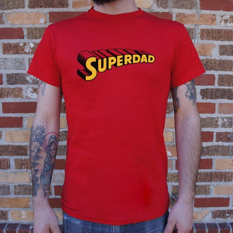 Guy Superdad Shirt