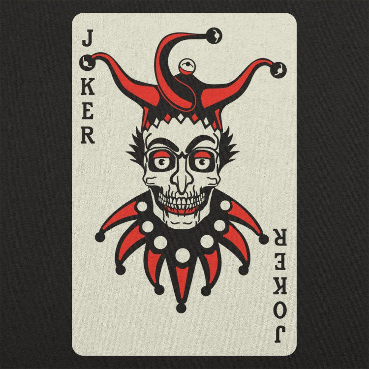 Guy Girl Joker Card Shirt