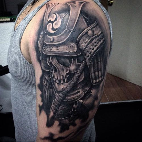 shoulder arm tattoo