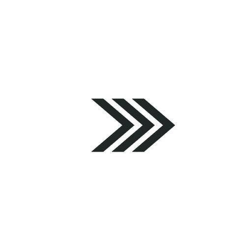 Temporary tattoo Arrow Design