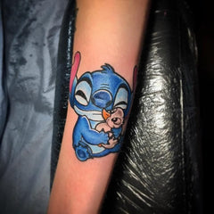 Lilo Stitch Tattoo