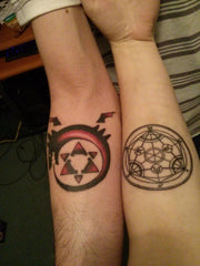 circle tattoo designs